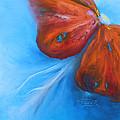 Schmetterlingsblume by Karen  Kreuzer