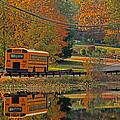 School Days Of Autumn by Karol Livote