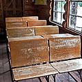 School Days Past by Valerie Garner