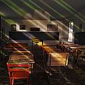 School - Old School Charm  by Liane Wright