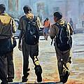 Schoolers by Jeffrey Samuels