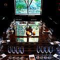 Schramsberg Private Wine Tasting Room by Jeff Lowe