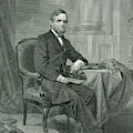 Schuyler Colfax  American Statesman by Mary Evans Picture Library