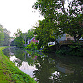 Schuylkill Canal Mont Clare by Bill Cannon