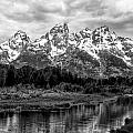 Schwabacher Landing by Kevin Reilly