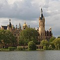 Schwerin Palace - Germany by Christiane Schulze Art And Photography