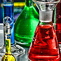 Science - Lab Glass by Paul Ward