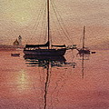 Scituate Serenity by Karol Wyckoff