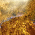 Scotland Reflections - Autumn On The River Tay - Landscape by Jason Politte