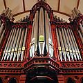 Scots Church Melbourne by Jenny Setchell