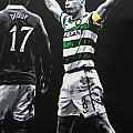 Scott Brown - Celtic Fc by Geo Thomson