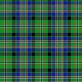 Scott Green Tartan Variant by Gregory Scott