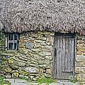 Scottish Farmhouse by Elvis Vaughn