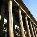 Scottish Rite Building Spokane Washington by Michelle Calkins