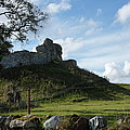 Scottish Castle Ruins by Diane Palmer