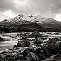 Scottish Skies by Tomas Urban