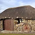 Scottish Thatched Cottage by Georgi Djadjarov