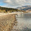 Scottish Village by Colin Bruce