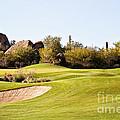 Scottsdale Golf by Scott Pellegrin