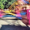 Scrambler Blur by Dan Sproul