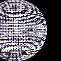 Screen Orb-14 by Larry Jost