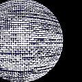 Screen Orb-20 by Larry Jost