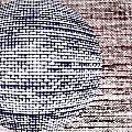 Screen Orb-33 by Larry Jost