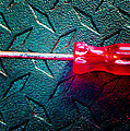 Screwdriver C by Laurie Tsemak