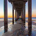 Scripps Pier #1 by Lauri Novak
