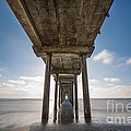 Scripps Pier Long Exposure by Michael Ver Sprill