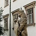 Sculpture  by Evgeny Pisarev