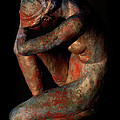 Sculpture Of Nude Woman by David Salter