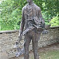 Sculpture Vincent Van Gogh - St Remy by Christiane Schulze Art And Photography
