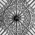 Sculptured Ceiling 1b by Andrew Fare