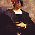 Scumbag Columbus by Michelle Dallocchio