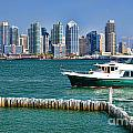 Sd Bay by Keith Ducker