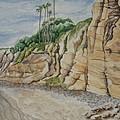 Sd Cliffs by John Wilson