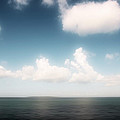 Sea And Sky - Clouds And Horizon by Alexander Voss