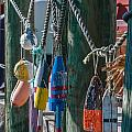 Sea Buoy's by Dale Powell