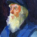 Sea Captain 2 by Diane McClary