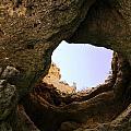 Sea Cave Escape by Teresa Ruiz