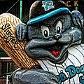 Sea Dogs Mascot by Mike Martin