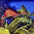 Sea Dragon by Mary Palmer