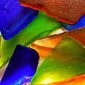 Sea Glass II by Sherry Allen