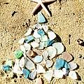 Sea Glass Tree by Rose Nemcosky-Arneson