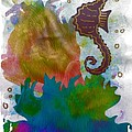 Sea Horse by Katerina Kovatcheva