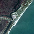 Sea Island by Geoeye/science Photo Library