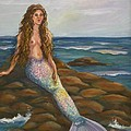 Sea Maiden by Lora Duguay