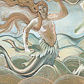 Sea Nymph by Sir Edward Coley Burne-Jones