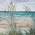 Sea Oats by Leah Wiedemer